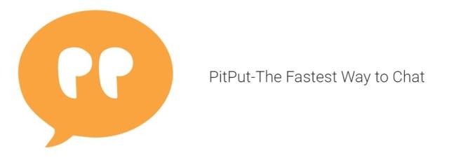 PitPut, une application de discusssion en temps réel