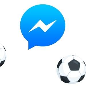 Comment jouer au football dans Facebook Messenger ?