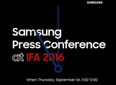 #IFA2016 - Samsung aurait préparé 3 modèles pour sa Gear S3