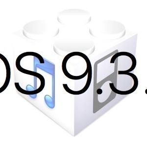 L'iOS 9.3.5 est disponible au téléchargement [liens directs]