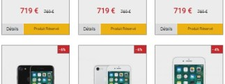 Vente du Diable : la vente des iPhone 7 et iPhone 7 Plus rencontre un vif succès !