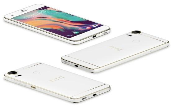 HTC décline son HTC Desire 10 en deux versions : Pro et Lifestyle