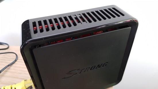 Test du Strong Wi-Fi Range Extender 1600