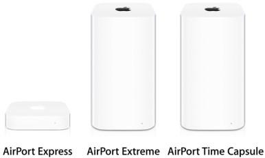 Apple arrêterait ses appareils sans fil Airport selon Bloomberg