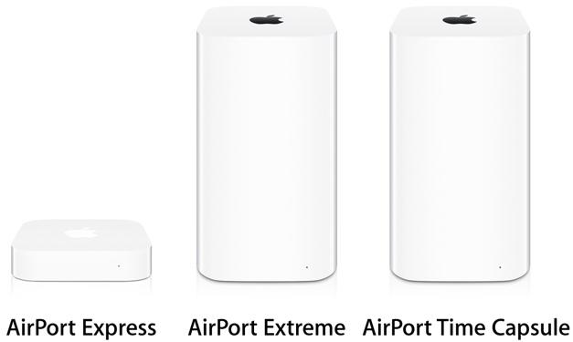 apple arr terait ses appareils sans fil airport selon. Black Bedroom Furniture Sets. Home Design Ideas