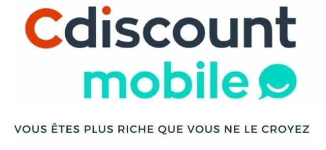 Cdiscount propose son forfait mobile illimité à 50% pendant 6 mois