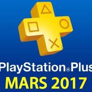 Playstation Plus : les jeux offerts du mois de mars 2017