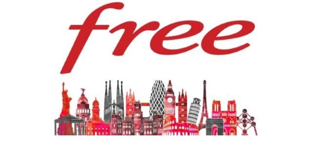 Free Mobile permet maintenant d'utiliser son forfait illimité dans 35 pays toute l'année
