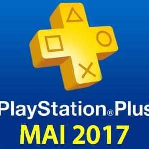 Playstation Plus : les jeux offerts du mois de mai 2017