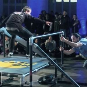 Chase Tag : un version très sportive et acrobatique du jeu de chat