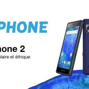 Fairphone 2 : en vente exclusivement chez Orange jusqu'à fin 2017