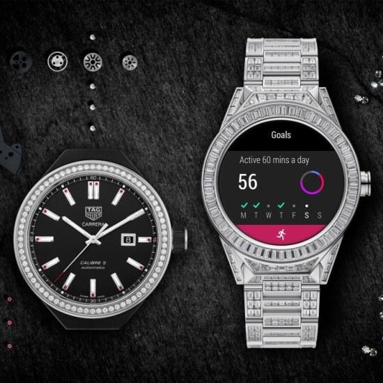 TAG Heuer a présenté deux nouvelles montres Connected Modular
