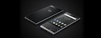 BlackBerry vient de dévoiler le BlackBerry KEY2