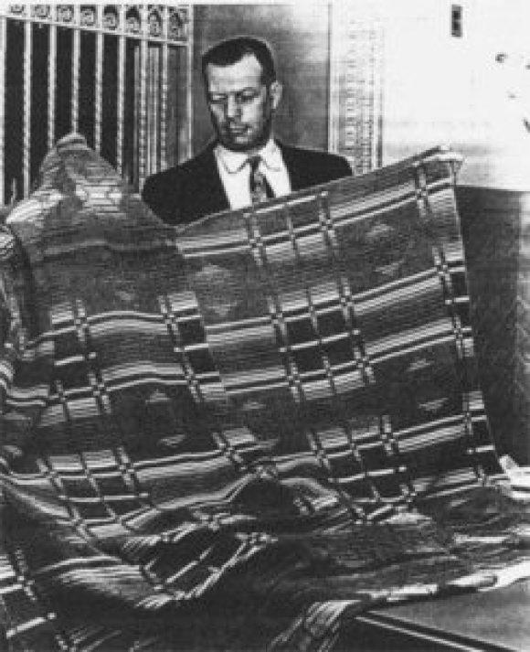 america's unknown child blanket
