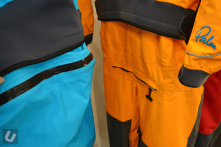 Palm Equipment Drysuits 2016