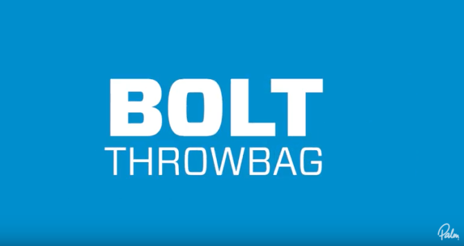 Palm Equipment Bolt Throw Bag