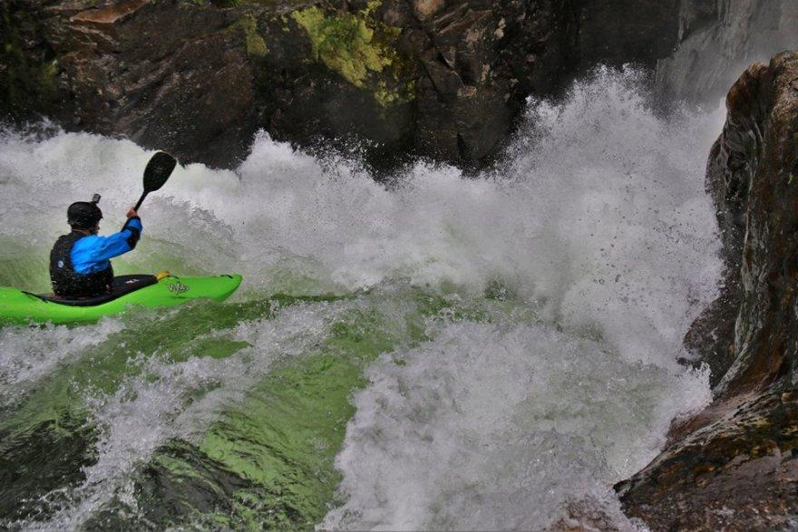 New Waka Kayaks Prototype