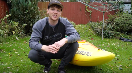 How To Get Your Kayak Onto The Plane