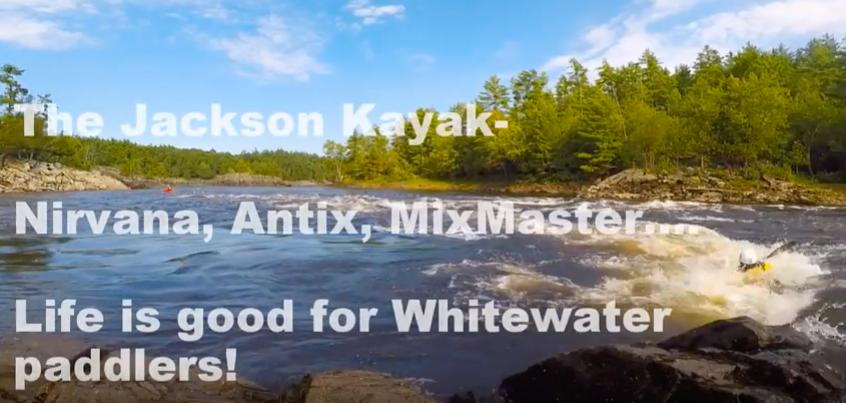 New Jackson Kayak Boats - 2018 Season