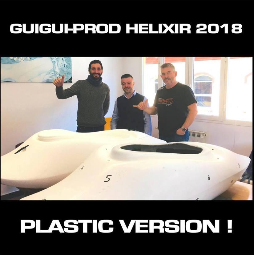 Guigui-Prod Helixir Plastic