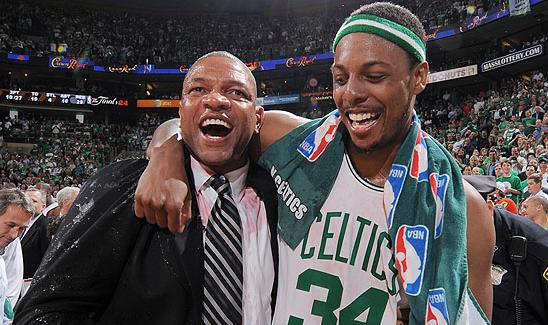 Image result for paul pierce doc rivers