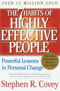 The Seven Habits of Highly Effective People - Books To Read In Your 20s