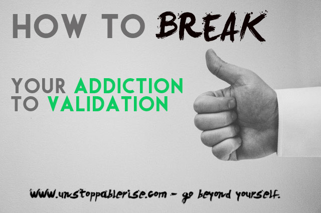 Kill Your Addiction to Approval Seeking Behavior (Step by