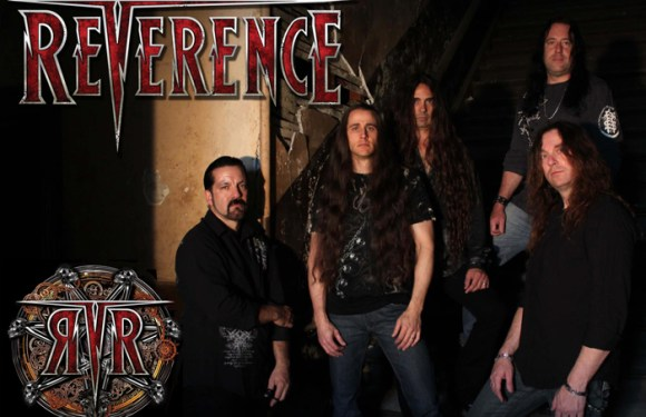 When Darkness Calls. An interview with Todd Michael Hall of Reverence.