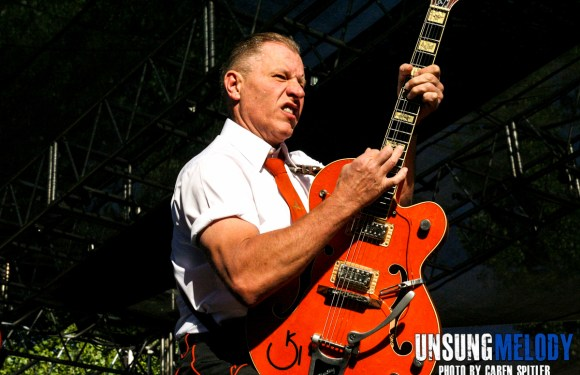 Hootenanny: Part One. The Reverend Horton Heat in Silverado Canyon, California!