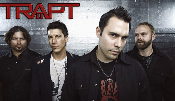 "Trapt gets ""Reborn"" on November 20th."