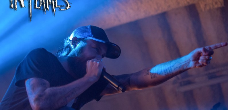 The Playground Fading. An interview with Anders Fridén of In Flames.