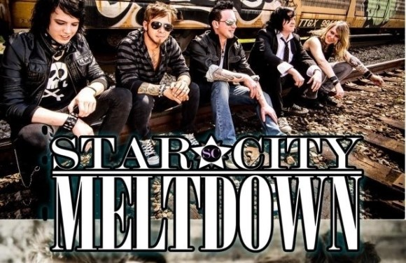 """Star City Meltdown and Throwing Gravity announce the """"Winter Meltdown"""" tour."""