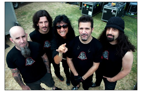 Rob Caggiano departs Anthrax.