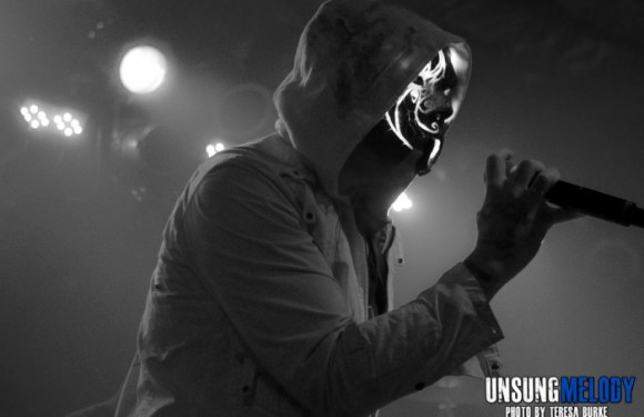 SOLD OUT! Hollywood Undead at the Bottom Lounge in Chicago.