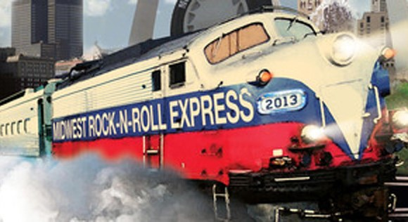 Styx, REO Speedwagon and Ted Nugent Announce Midwest Rock 'N Roll Express 2013 Tour.