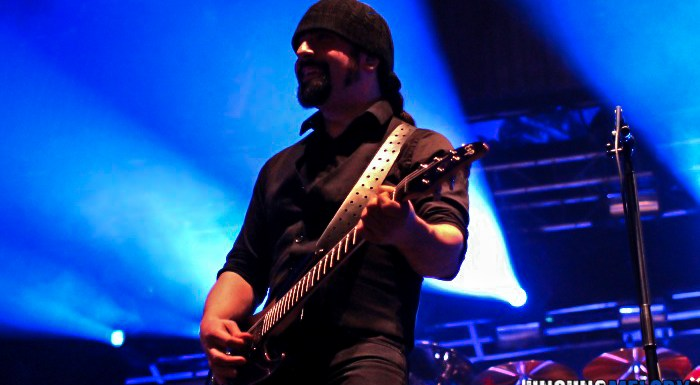 New York City Outlaw. An interview with Rob Caggiano from Volbeat.