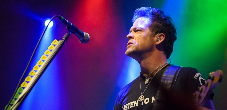 Listen To Metal. Newsted at the Highline Ballroom in NYC.