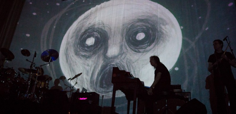 The Raven that Refused to Sing. Steven Wilson at Park West Theater in Chicago.