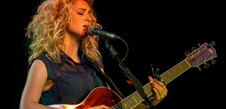 On The Rise. Tori Kelly at the Exit/In in Nashville