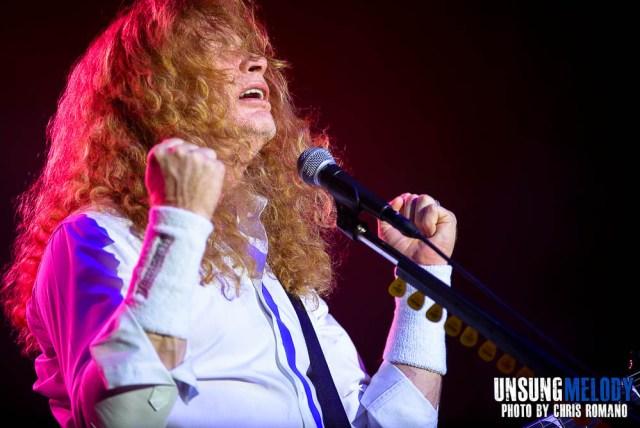 Megadeth at The Paramount