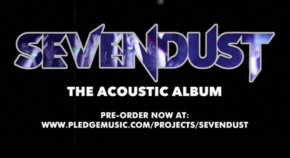 """Sevendust Set To Launch Acoustic """"An Evening With Sevendust"""" Tour April 1; PledgeMusic-Funded Acoustic Album, 'Time Travelers & Bonfires,' Due In April"""
