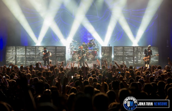Volbeat, Trivium and Digital Summer at the Louisville Palace in Louisville, KY