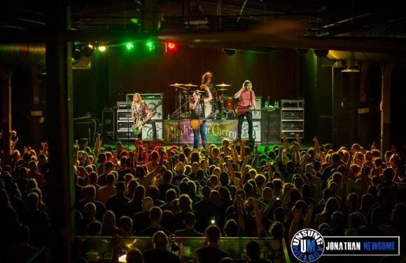 Yeah Man! Black Stone Cherry featuring We As Human and Kyng at Buster's in Lexington, KY