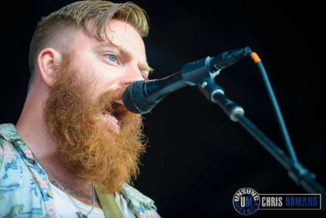 Four Year Strong at Warped Tour 2014