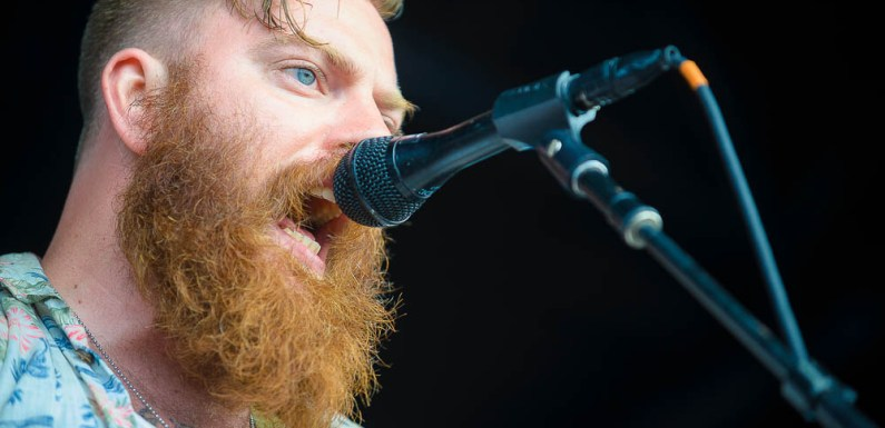 Vans Warped Tour 2014: Four Year Strong at the Vans Warped Tour in Camden, NJ