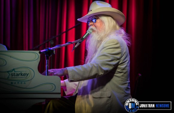 Photos: Rock and Roll Hall of Famer Leon Russell featuring Ben Lacy at Buster's in Lexington, KY