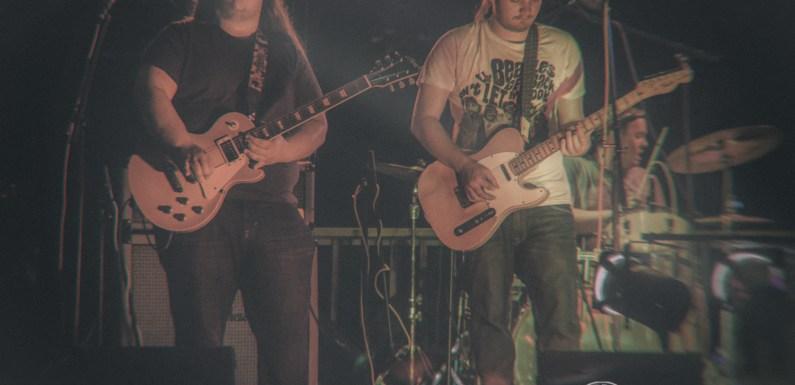 Otis celebrate their CD Release Show in Sulphur Well, KY