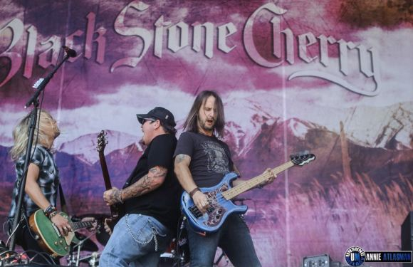 PHOTOS: Black Stone Cherry, We Are Harlot, Chevelle and Unlocking the Truth at The Aftershock Festival in Sacramento, CA