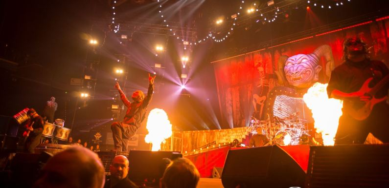 REVIEW: Prepare For Hell. Slipknot with Korn and King 810 at Rupp Arena in Lexington, KY.