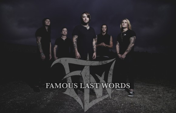 Revival Recordings Sign Famous Last Words & Announce Acoustic Compilation
